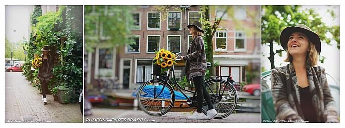 Моя чудесная фотопрогулка по Амстердаму - обожаю этот город!