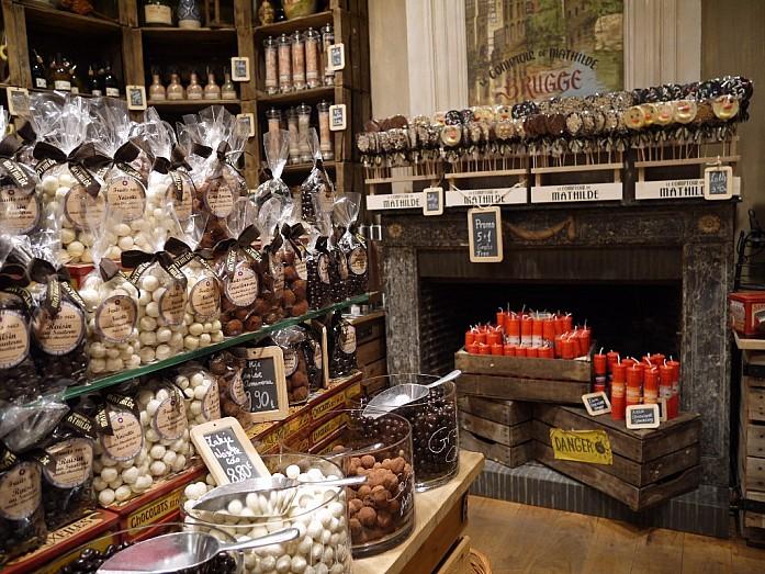 Вафли, пиво, шоколад - или гастрономические удовольствия в Бельгии