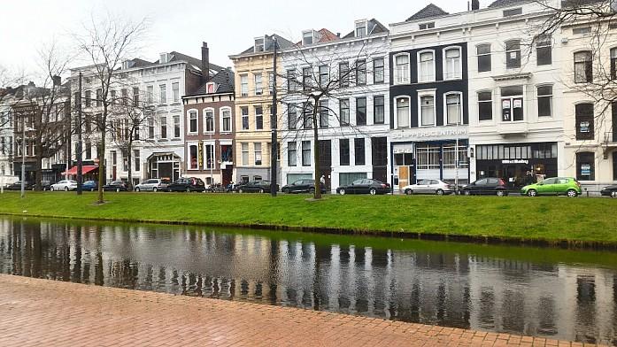 Роттердам - город который умеет удивлять!