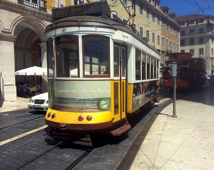 """<em>""""Фирменный знак"""" Лиссабона</em>"""