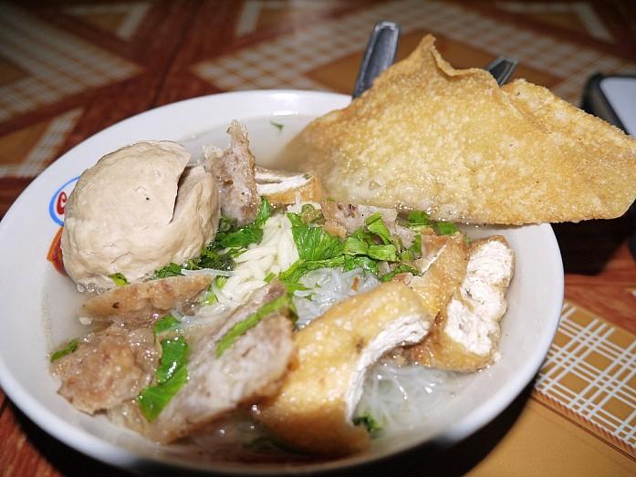 индонезийский супчик баксо