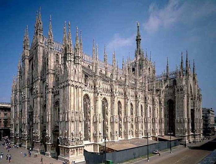 площадь Duomo