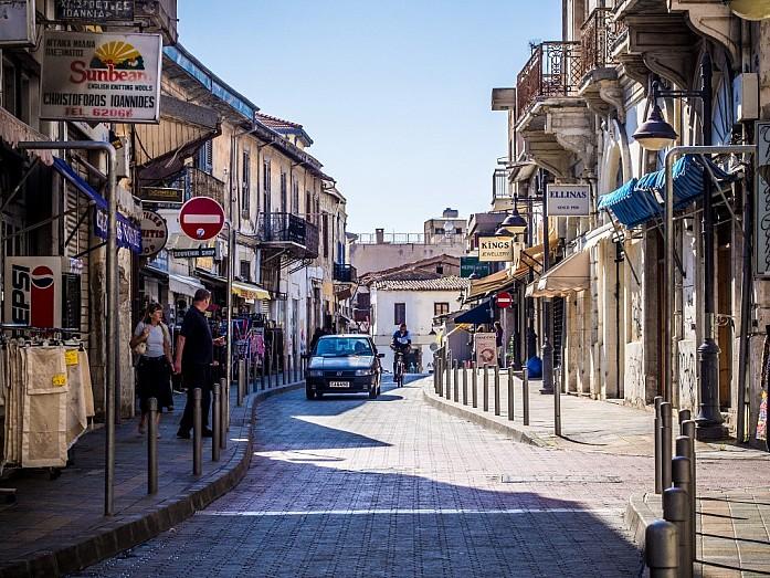 Улицы Пафоса