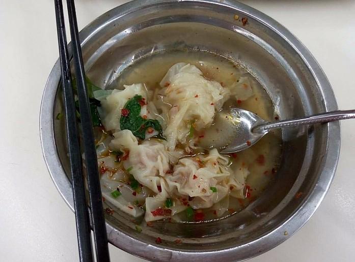 Да, иногда китайская еда выглядит очень странно