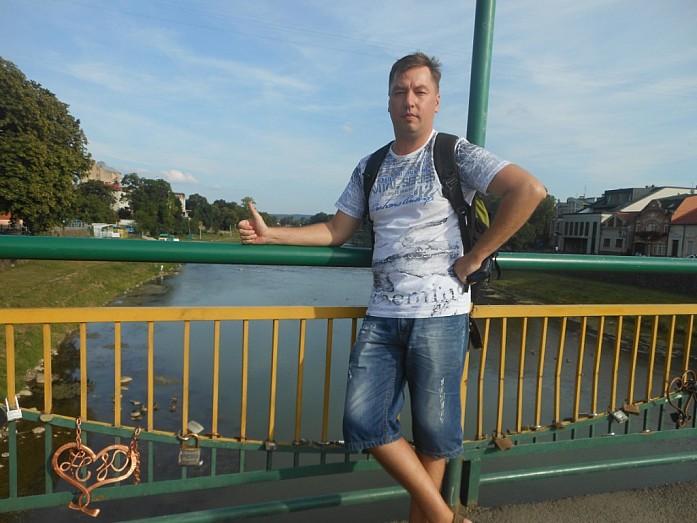 Мост над р. Уж.