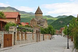 Страна чудес –  Грузия