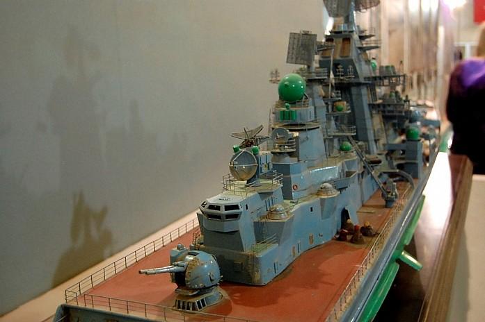 музей атомных подводных лодок