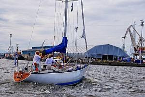 На яхте в Финляндию