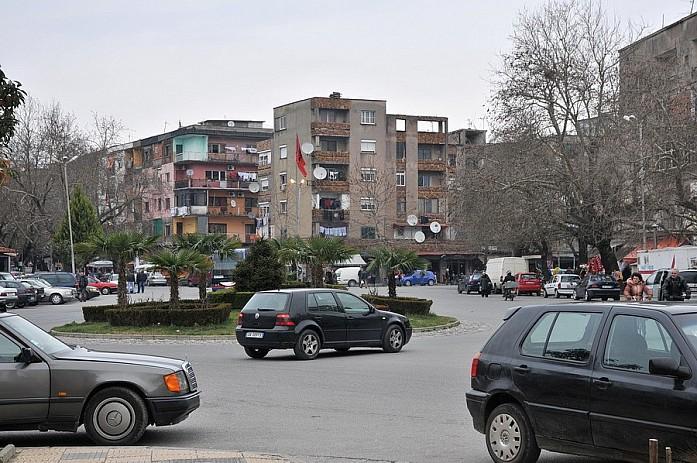 Пережиток Югославских времен - аналог советских хрущевок