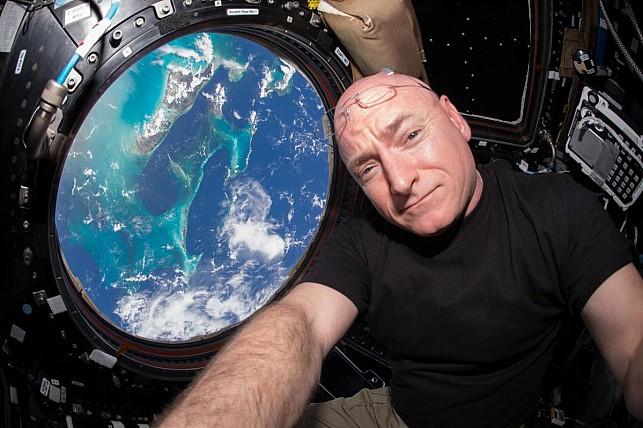 Сумасшедшие сны астронавта
