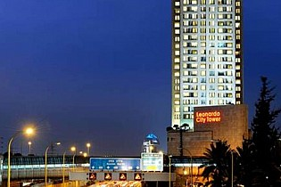 Отель Leonardo City Tower Hotel Tel Aviv
