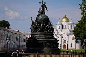 Исследуя Россию - Великий Новгород