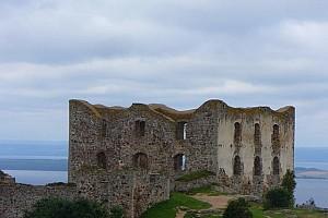 Проездом по Дании в Швецию через замок  Брахехус