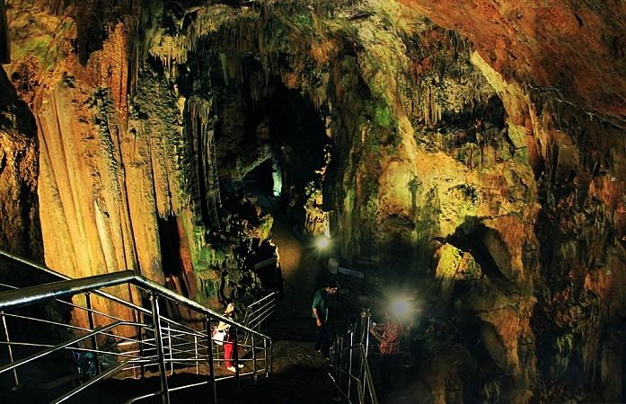 Топ-10 пещер Турции