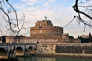 Италия. Рим. Вечный город в январе