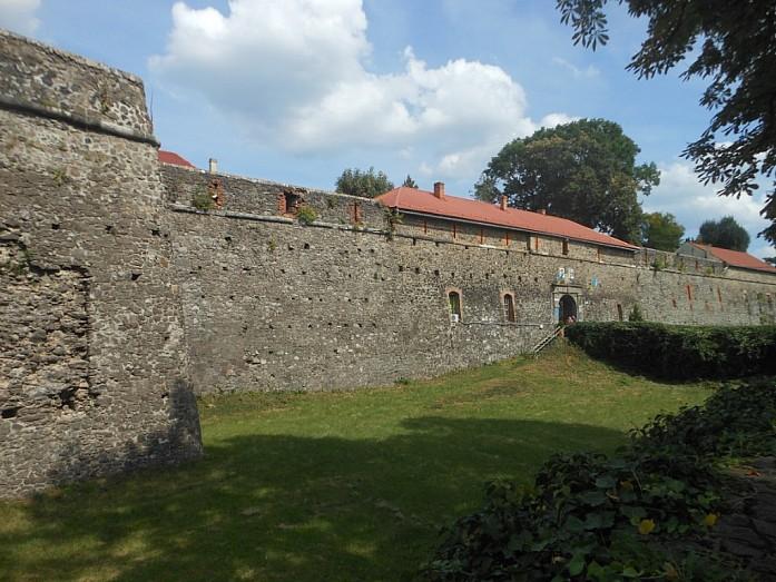Ужгородский замок.