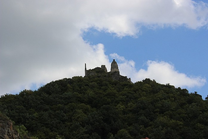 Замок Дюрнштайн