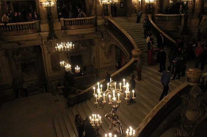 Внутри Гранд Опера