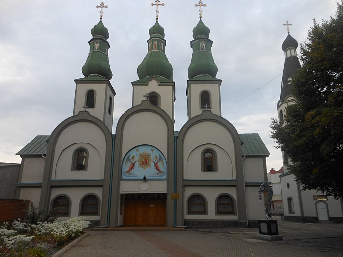 Собор Почаевской иконы Богоматери.