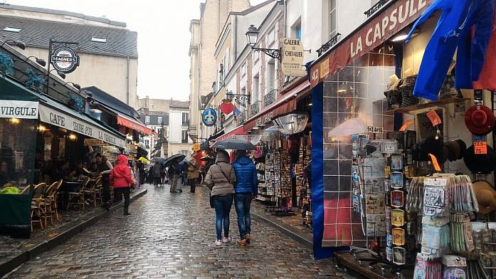 Чем заняться в Париже в непогоду?