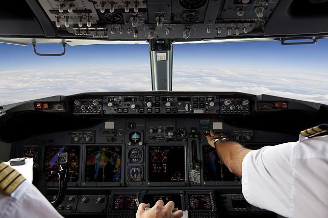 Говорит пилот