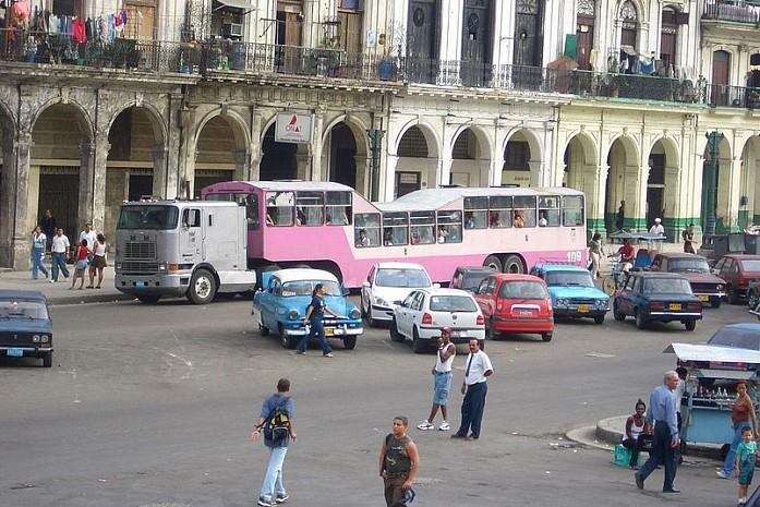Автобусная остановка в Гаавне