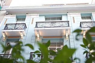 Отель Zaliki Boutique Hotel Thessaloniki