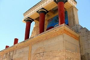 Путешествия по Криту: древний город Кносс
