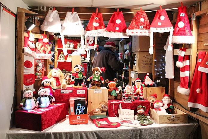 Рождественская ярмарка, Брюссель, 2014 - фото: Мария Горковская