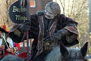 Кёльнский карнавал - пятое время года
