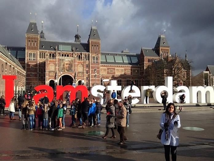 Что нужно сделать в Амстердаме за сутки