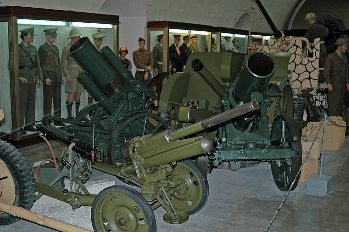 Военный музей на Мальте