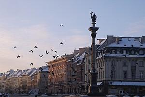 Варшава. Чем заняться в столице Польши в мороз?