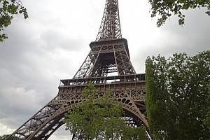 Бегом по Парижу