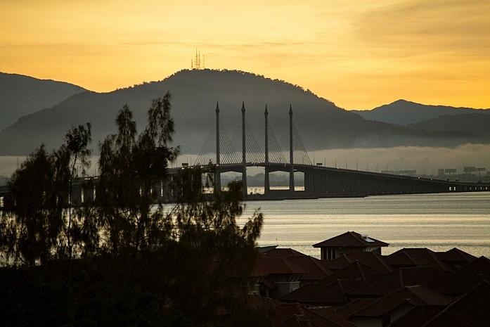 Пенангский мост. Фото - Доронин Кирилл