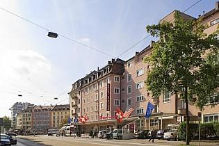 Отель Mercure Stoller Zürich