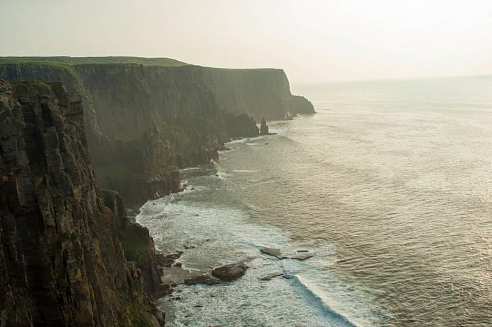 Утесы Мохер. Край Ирландии. Не путеводитель.