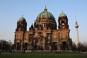 Динамичный и многоликий Берлин