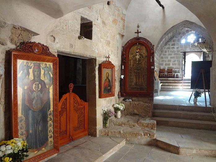Айя-Напа — монастырь