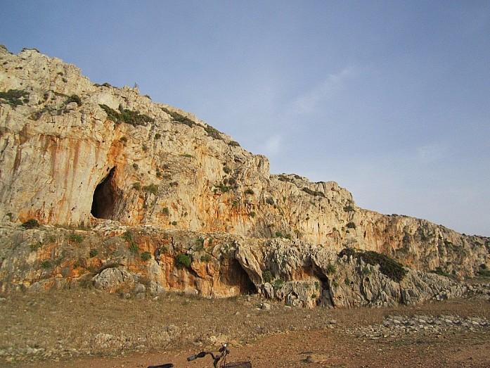 Лошадинный грот (La Grotta del Cavallo)