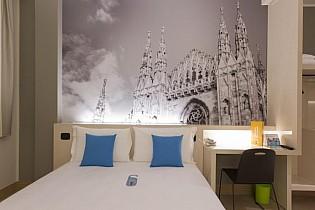 Отель B&B Hotel Milano Sant'Ambrogio