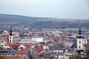 Брно – второй крупнейший город Чехии