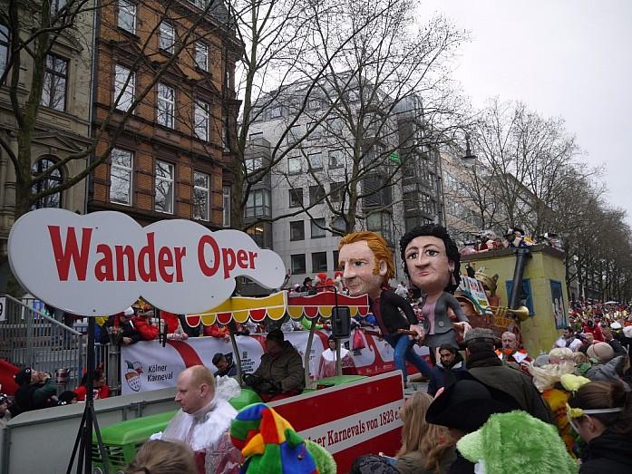 Кельнский карнавал - стоит ли ехать?