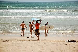 Шри-Ланка. Велигама - рай для сёрферов