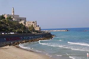 Атмосферный Тель-Авив