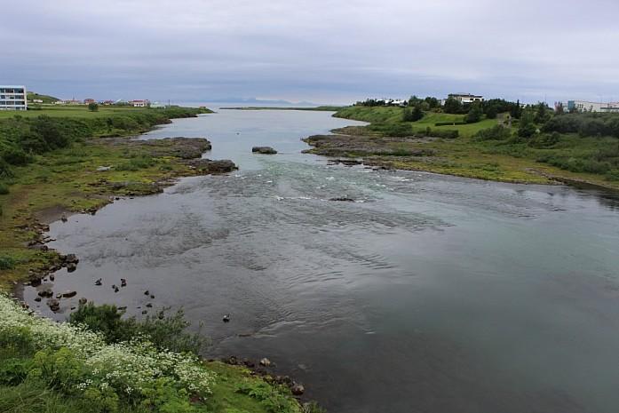Пейзажи города Блёндюоус