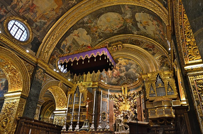 Кафедральный собор в Мдине