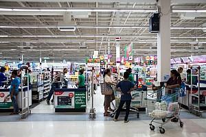 Что едят тайцы? Фотоэкскурсия по тайскому супермаркету
