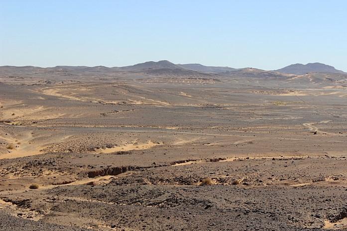 Черная пустыня