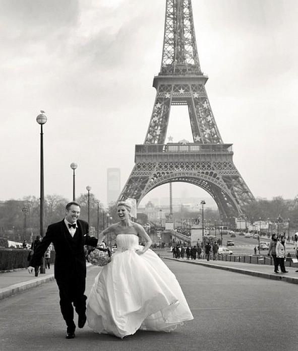 Париж, чудный город!